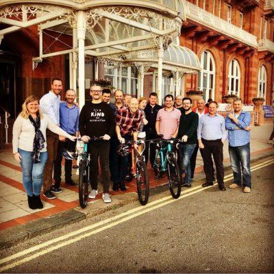 Charity Bike Build Lite