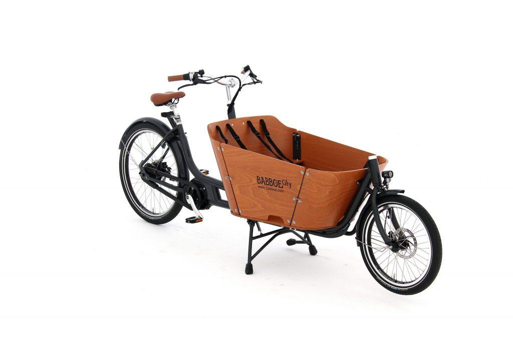 Photo of City Mountan Cargo Bike