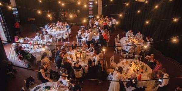 Christmas Party venue social enterprise charity