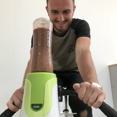 Pedalling Smoothie