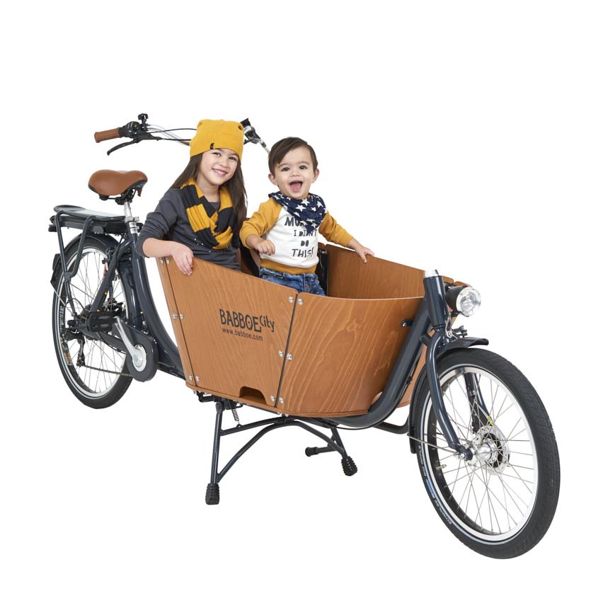 City E Cargo Bike