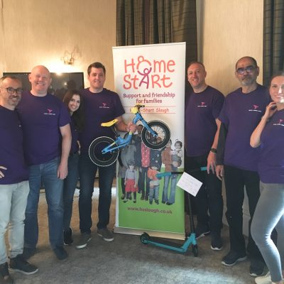 Charity Bike Build Team Challenge and Events