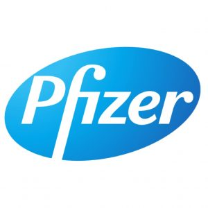 Our client Pfizer Logo