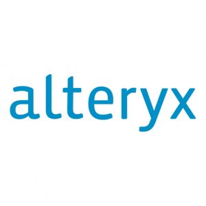 Alteryx Client Logo