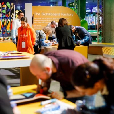 csr exhibition service