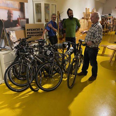 Barcelona Charity Bike Build